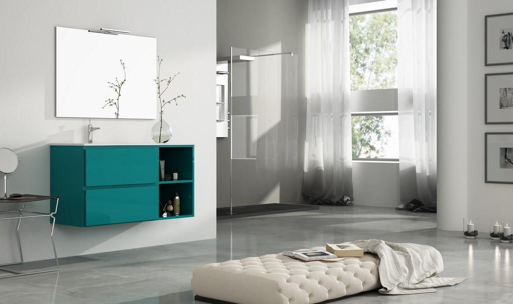 Serie rebel mobiliario de ba o - Mobiliario de bano ...